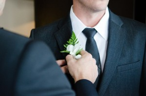 Soins beauté du marié